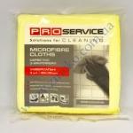 Набор микрофибр PRO-18303200 3шт д/уборки универс. 38х38см желты