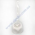 Комплект для унитаза SZ 146 WC пластик белый Pasterski