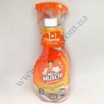 М-р МУСКУЛ с распылителем для чистки Кухни 500мл+сменка б/к
