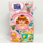 Крем-мыло туалетное ШИК детское 5*70г с кремом детским (25я)