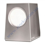Держатель для салфеток на стол 57100820(12,3*12,3*16,2см) серебр