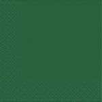 Салфетки 33х33 нов 200шт 2сл. т.зеленые Марго