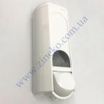 Дозатор А56211w2 для жидкого мыла (0,8л) белый