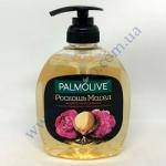 Крем-мыло PALMOLIVE роскошь масел (макадамия+экстракт пионии)300