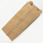 Пакет бумажный для бутылки 31+4х10 1000шт