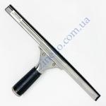 Скребок нерж. для окон (стяжка для стекла) 35см PCE524