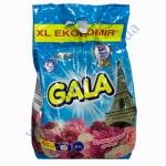 Стиральный порошок ГАЛА автомат 4кг французский аромат