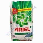 Стиральный порошок ARIEL Горный родник 12кг-мешок автомат с энзи