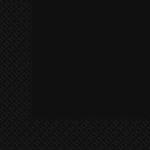 Салфетки 33х33 новая 50шт 2сл Черные Укр.