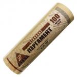 Бумага пергаментная особенная 100м*29см светло-коричневая Z-BEST