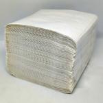 Туалетная бумага Z-BEST-30894 листовая 1сл 250л Эко