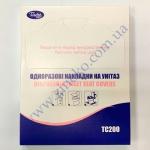 Накладки -ТС-200 для унитаза 1/4 200шт