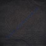Салфетка 33х33 Papero черная 2-х сл. 100 шт ЛКПК-NL539