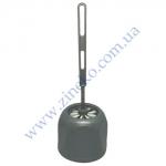 Комплект для унитаза SZ 146 WC пластик металик Paster