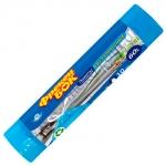 Мешки для мусора ФБ-16401900 синие с затяжкой 60л 10шт