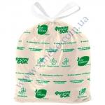 Мешки для мусора Go Green с затяжками 35л 20шт ФБ-16402597