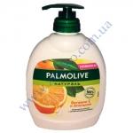 Крем-мыло PALMOLIVE вит С и Апельсин 300г с дозатором
