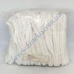 Шапочки (берети) CLIP белые 100шт Кит-70.101