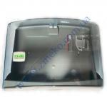Держатель К1Т (27*9,5*22,5см) для полотенец Z-слож. прозрачный V