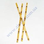 Трубочки Бумажные Очерет (Тростник) 19,5 см 25шт прямые К